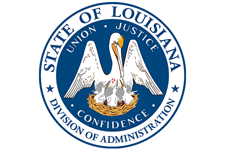 Division of Administration Logo