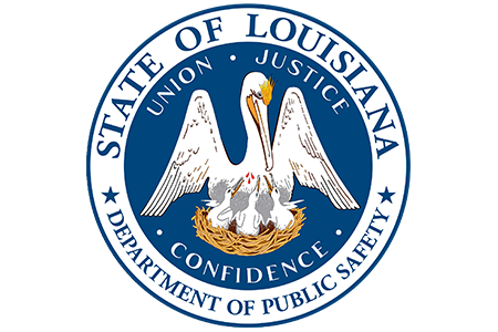 Louisiana Department of Public Safety Logo