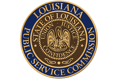 Louisiana Public Service Commission Logo