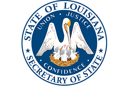 Louisiana Secretary of State Logo
