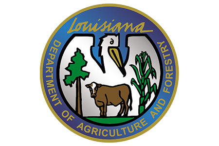 Department of Agriculture and Forestry Logo