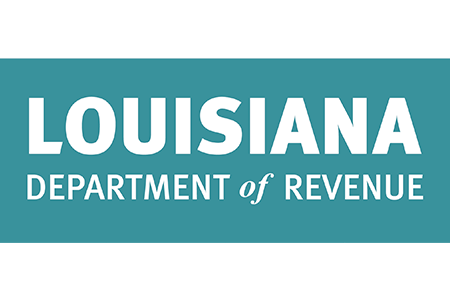 Louisiana Department of Revenue Logo