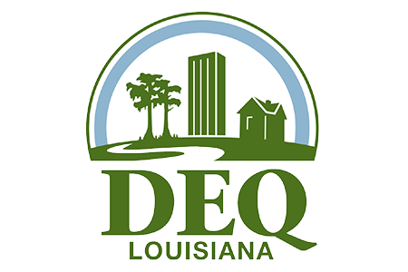 Department of Environmental Quality Logo